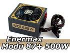 Enermax Modu 87+ ErP Lot 6 500 Watt